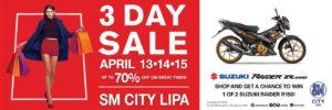 SM City Lipa