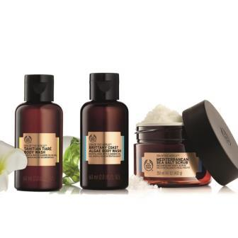 The Body Shop's New Spa of the World Firming Ritual