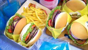 burger mania to go