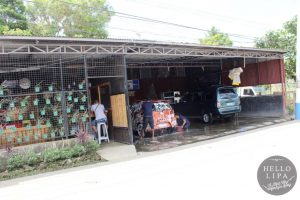 lipa city car wash