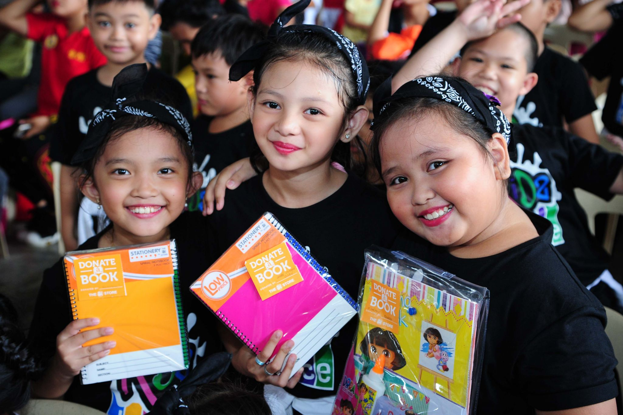 Donate a Book for the Children of Marawi at The SM Store