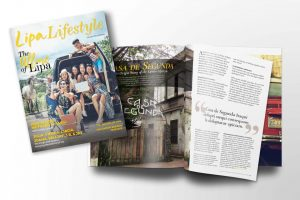 Lipa City Lifestyle Magazine