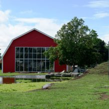 The Old Grove Farmstead: A Piece of Bluroze Farms Lives On in this Entirely Different Development