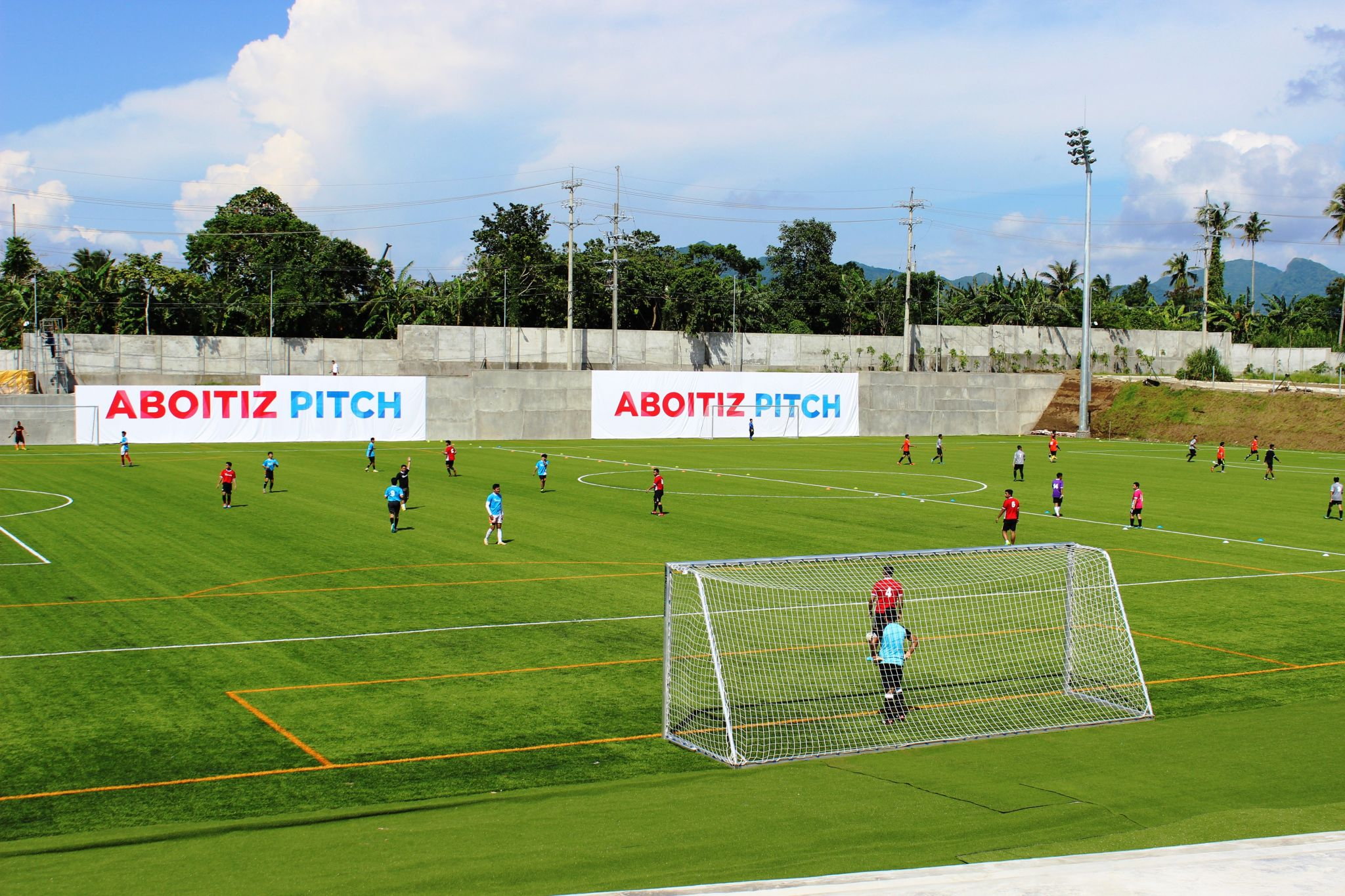 Aboitiz Football Cup – Luzon set at The Outlets at Lipa