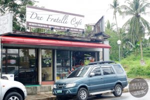 due fratelli cafe