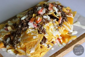 supreme nachos