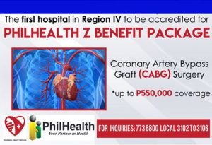 philhealth z benefit package