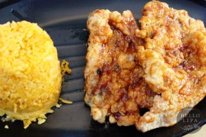 Pork Chop with Rice