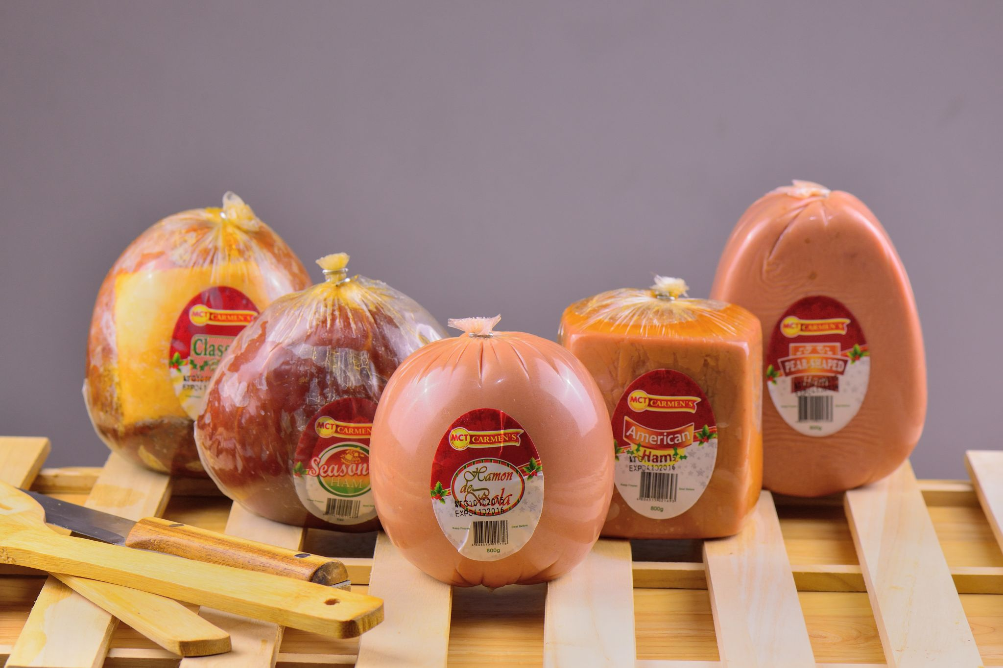 Carmen's Meat Products: Christmas Hams, Cold Cuts and Other