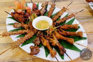 Street Food Platter