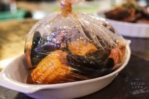 Bag of Mixed Seafood