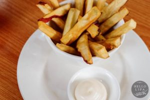 Camote Fries