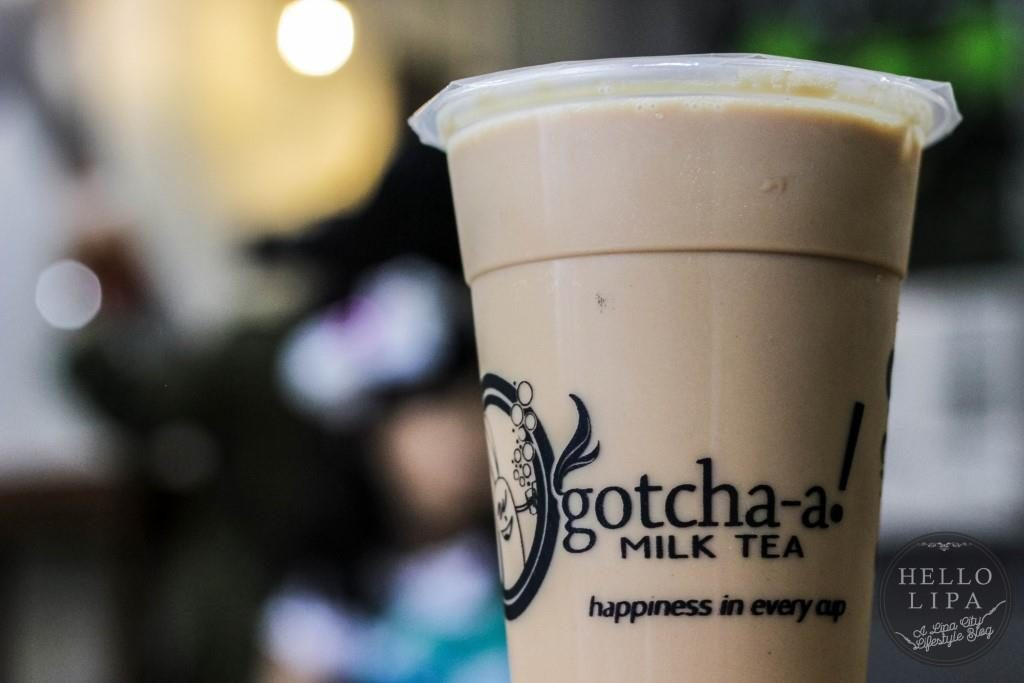 gotcha-a milk tea
