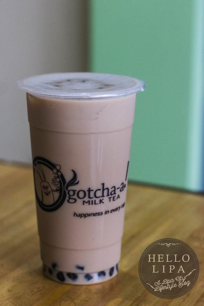 gotcha-a milk tea lipa