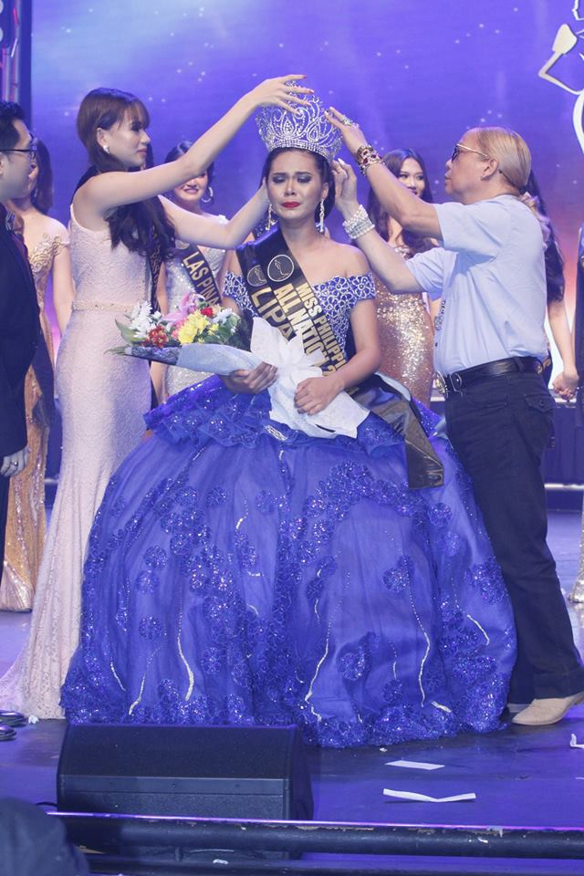Lipa City's Celline Negosa Crowned as Miss Philippines 2018 – All Nations