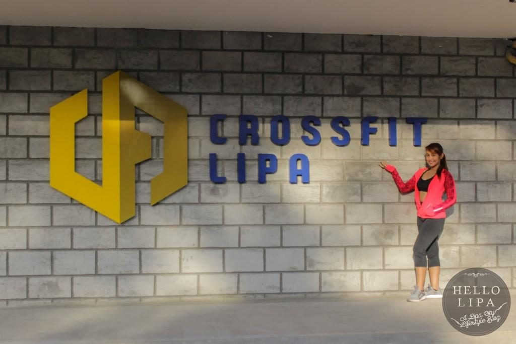 crossfit in lipa