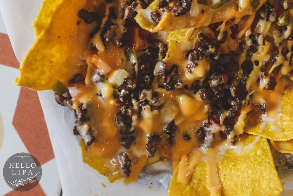 beef nachos