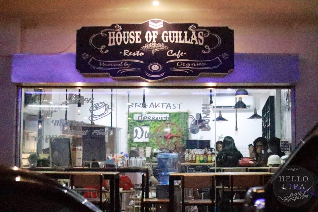 House of Guillas Cafe