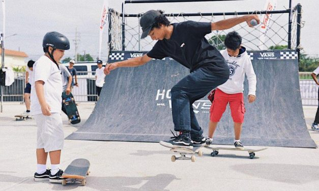 Free Skate Boarding Clinic at SM City Lipa