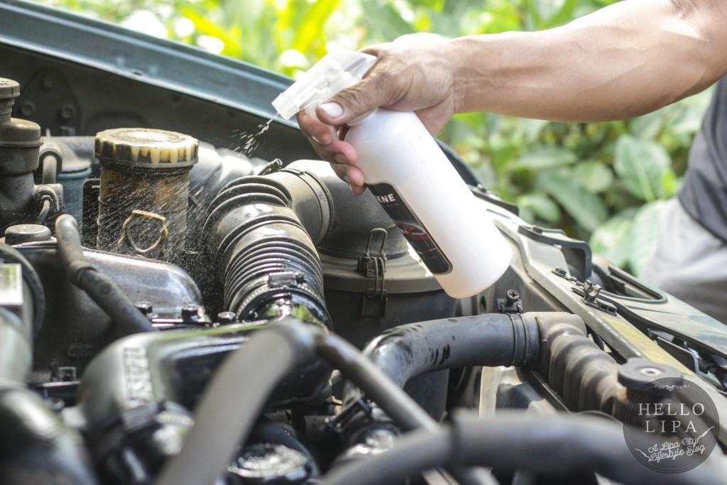 engine detailing