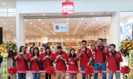 Miniso Opens 81st Philippine Branch at SM City Lipa