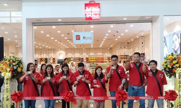 Miniso Opens 81st Philippine Branch at SM City Lipa