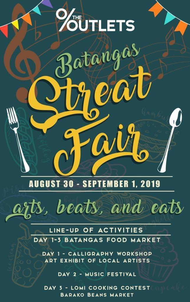 batangas streat fair