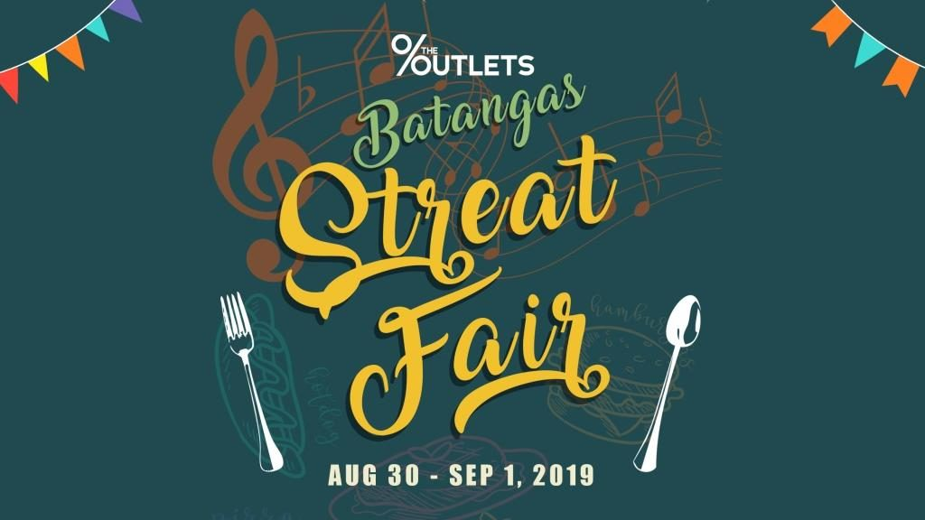 The Outlets at Lipa Partners with Locals for the Batangas StrEAT Fair