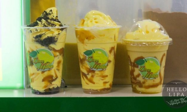 Doce Mango: An Interesting and Welcome Take on the Beloved Mango Shake and Mango Ice Cream