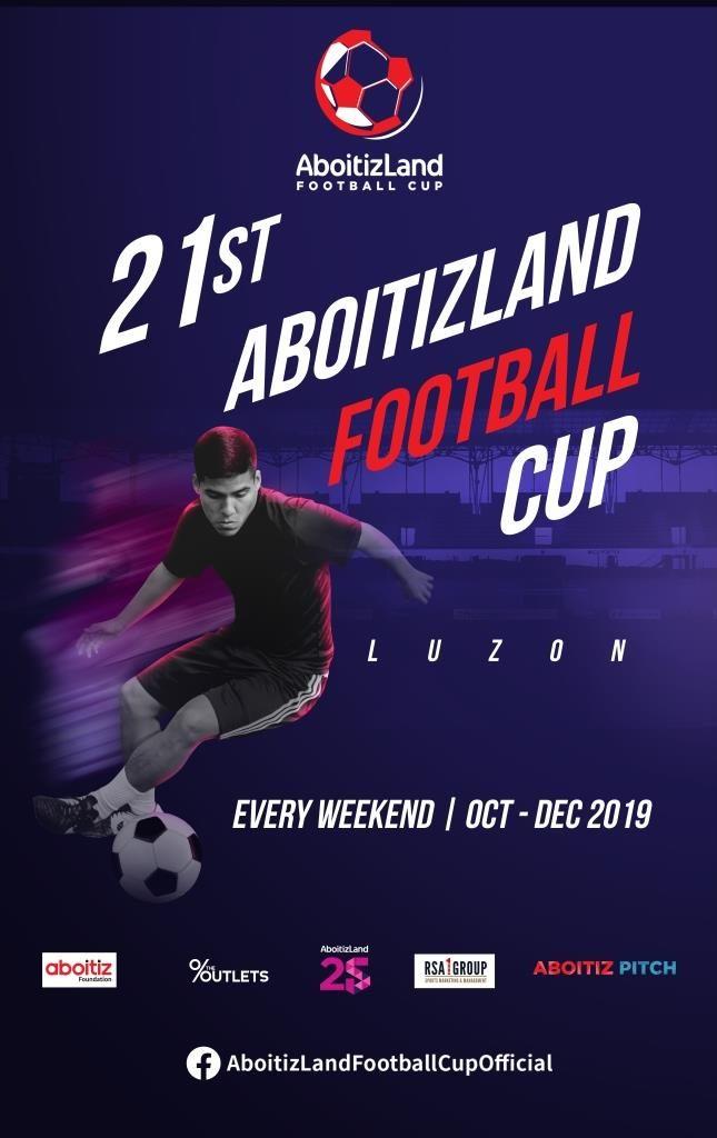 AboitizLand Football Cup