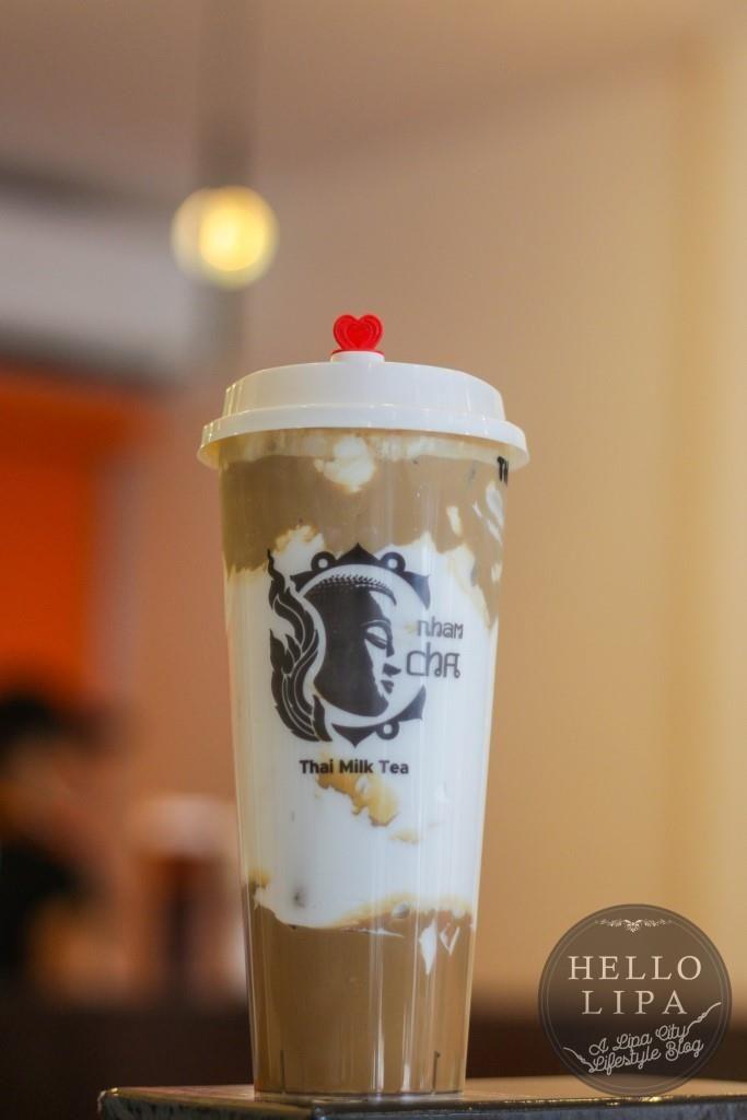 nham cha milk tea