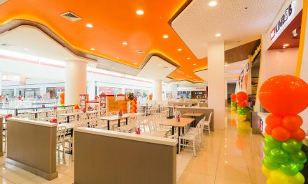 More Food Choices as SM Lipa Foodcourt Launched its New Look
