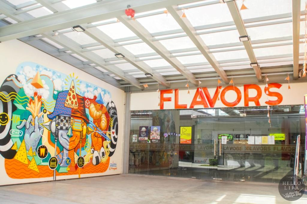 flavors at the outlets at lipa