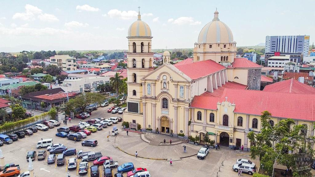 lipa city cathedral
