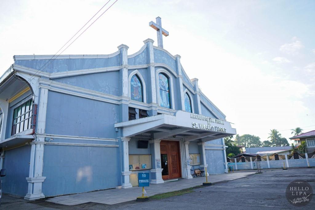 San Vicente Ferrer Chapel