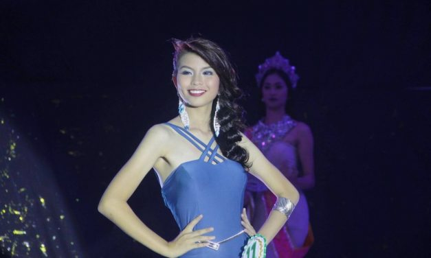 Get To Know Miss Lipa Tourism 2020 Candidate – Princess Zaira O. Llanes