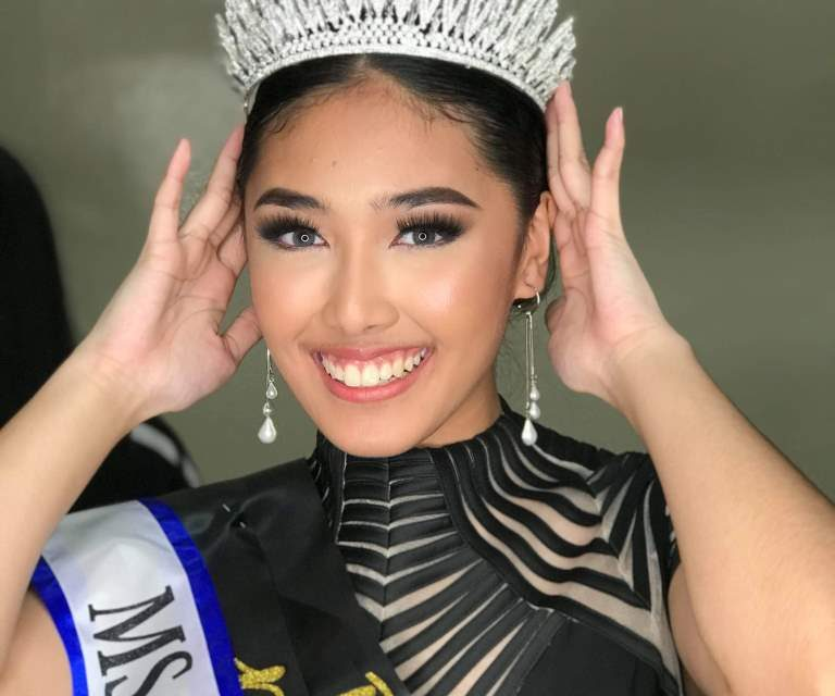 Get To Know Miss Lipa Tourism 2020 Candidate – Frances Isabel R. Macatangay