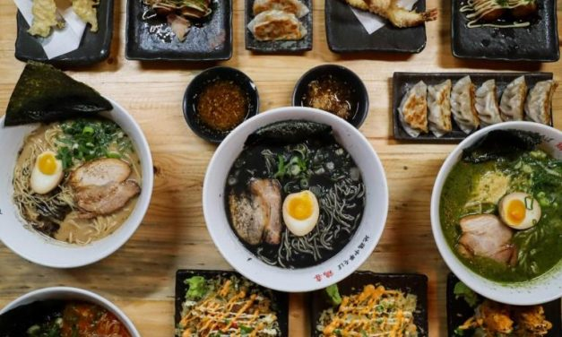 Ramen Co Japanese Cuisine Restaurant is Changing the Way You Enjoy Japanese Food