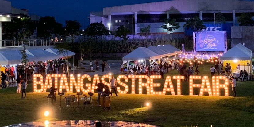 Over 40 Local Entrepreneurs and Businesses Join the Bigger and Safer Batangas StrEAT Fair at The Outlets at Lipa in LIMA Estate